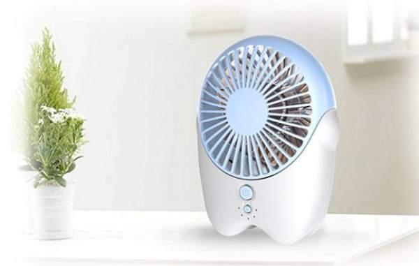 风扇怎么制造空调制冷效果