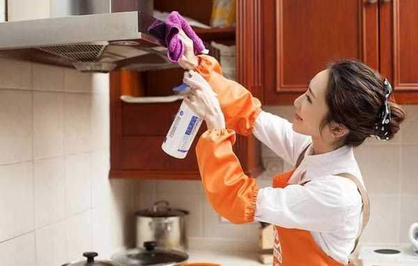 自制清洁剂的方法