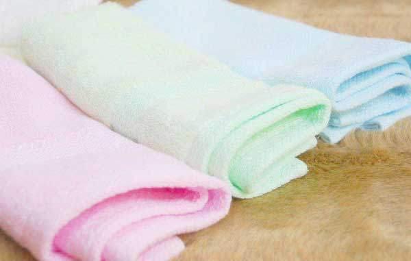毛巾脏了怎么清洗