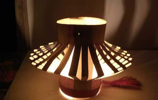 装饰小灯的制作方法