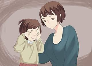 怎样应对小孩子闹脾气