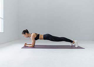 什么是平板支撑运动