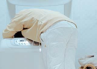洗衣机里面的脏东西怎样清理