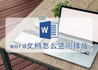 word文档怎样竖向排版